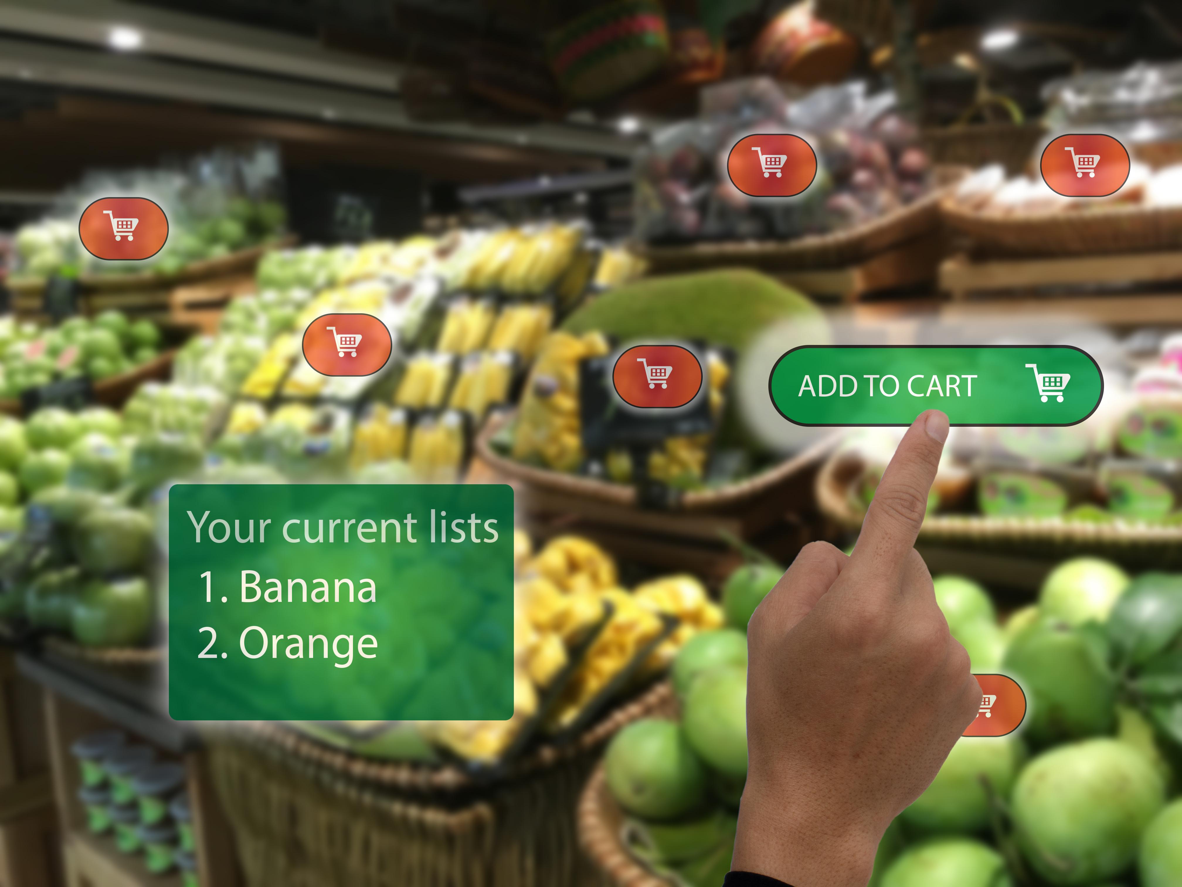 In-Store-Erlebnis IoT