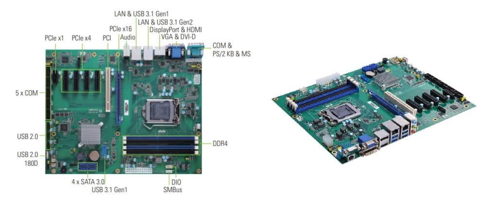 IMB520R und IMB512R