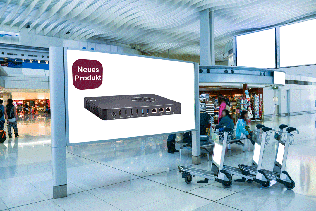 Airport DSP-600-211