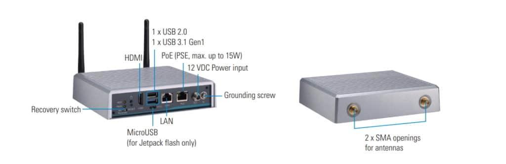 Edge KI-System