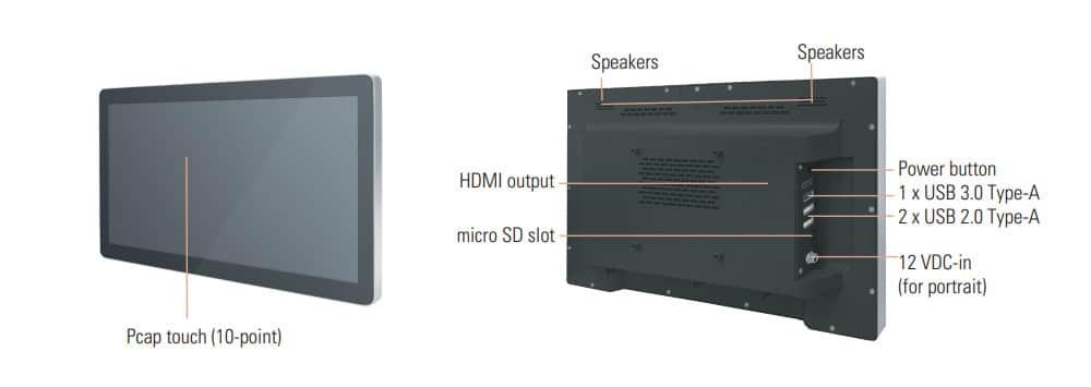 Panel PC ITC
